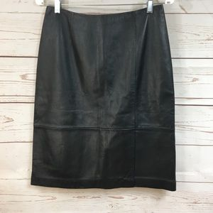 Mix it Black Skirt